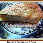 recette Clafoutis à la rhubarbe