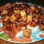 Mabodon - mapodofu *Chinois*