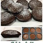 recette FONDANT AU CHOCOLAT LIGHT