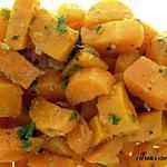 recette Salade de carottes epicee