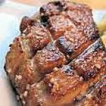 recette Magret Canard au barbecue