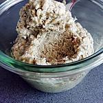 recette Tartinade de sardines sans gluten et sans produit laitier animal