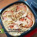 recette Pain de poisson