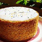 recette Mon gâteau à la carotte orange et pavot