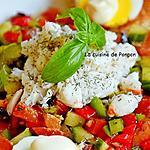 recette La nissarde, une salade de Nice...