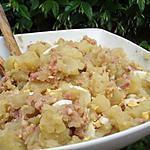 recette Salade fraîcheur en accompagnement d'un barbecue
