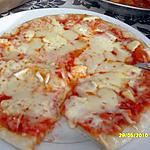 recette pizza 3 fromage