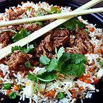 recette Porc mariné à l'asiatique ( ma version trés moelleuse)