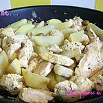 recette tajine dinde-pommes de terre