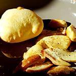 recette Bolet beurre- fleur de sel ( tout simplement..)