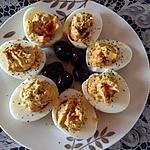 recette oeuf mimosa au paprika fumée persil