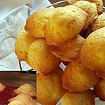 recette Madeleines traditionnelles au beurre ( recette en 5min ! )