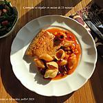 recette Filet de truite poêlé, sauce suave express +