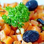 recette Accompagnements pour BBQ: carottes à la chermoula, végétarien!