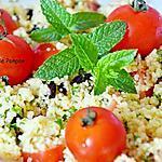 recette Accompagnements pour BBQ: 1. taboulé, végétarien!