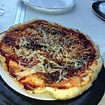 recette Pizza au feux de bois