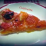 recette Tarte aux abricots frais.