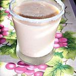 recette Mon milk-chak aux abricots