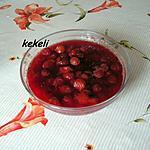recette Compotée de prunes aux épices