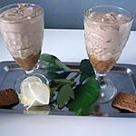 recette Tiramisu speculoos/cacao/poires