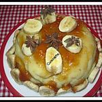 recette Gâteau aux bananes.micro-ondes.
