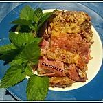 recette Endives au jambon/noix de Pécan.