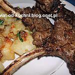 recette Côtelettes d'agneau au piment