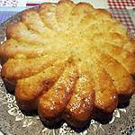recette Gâteau yaourt aux pommes râpées.