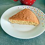 recette Gâteau vanille/amandes