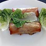 recette rouleau au poulet fromage