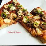 recette Pizza cannibale pimentée