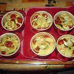 recette clafoutis de legumes et fromage