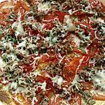 recette tarte croustillante tomate thon