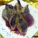 recette Pâtes Conchiglioni farcies gratinées.