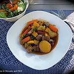 recette Casserole express de saucisses aux légumes +