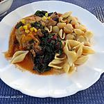 recette Poulet au four à la provençale +