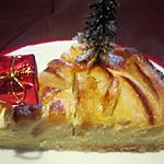 recette Tarte aux pommes crème Mascarpone .