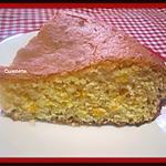 recette Gâteau au yaourt et zeste d' oranges.