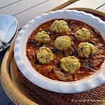 recette Transformer un reste de poulet en plat thaï avec boulettes de pâte +
