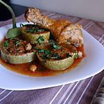 recette Dolma courge farcie ( kareet béni m'zab mahchia )