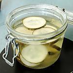 recette Pickles de concombre