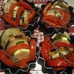 recette Tian aux légumes du sud.cuisinette/tatie.