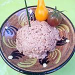 recette Tartinade noix et ail