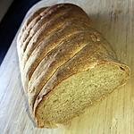 recette pain de campagne bio