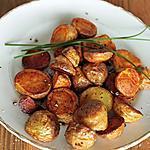 recette Pommes de terre grenailles sautés