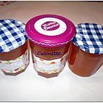 recette Confiture d'abricots et cannelle.