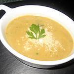recette soupe courgettes-soja