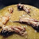 recette ragoût d'agneau aux mogettes