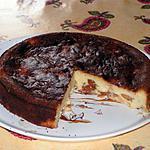 recette Gâteau amandine au mirabelles