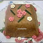 recette Gâteau aux noisettines micro-ondes.